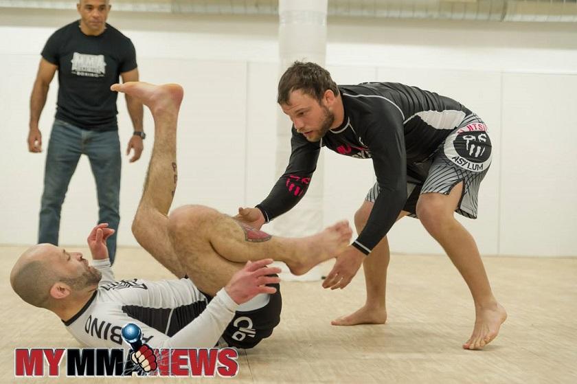 Brett Martinez returns from retirement, competes on Bellator MMA's Penn State fight card