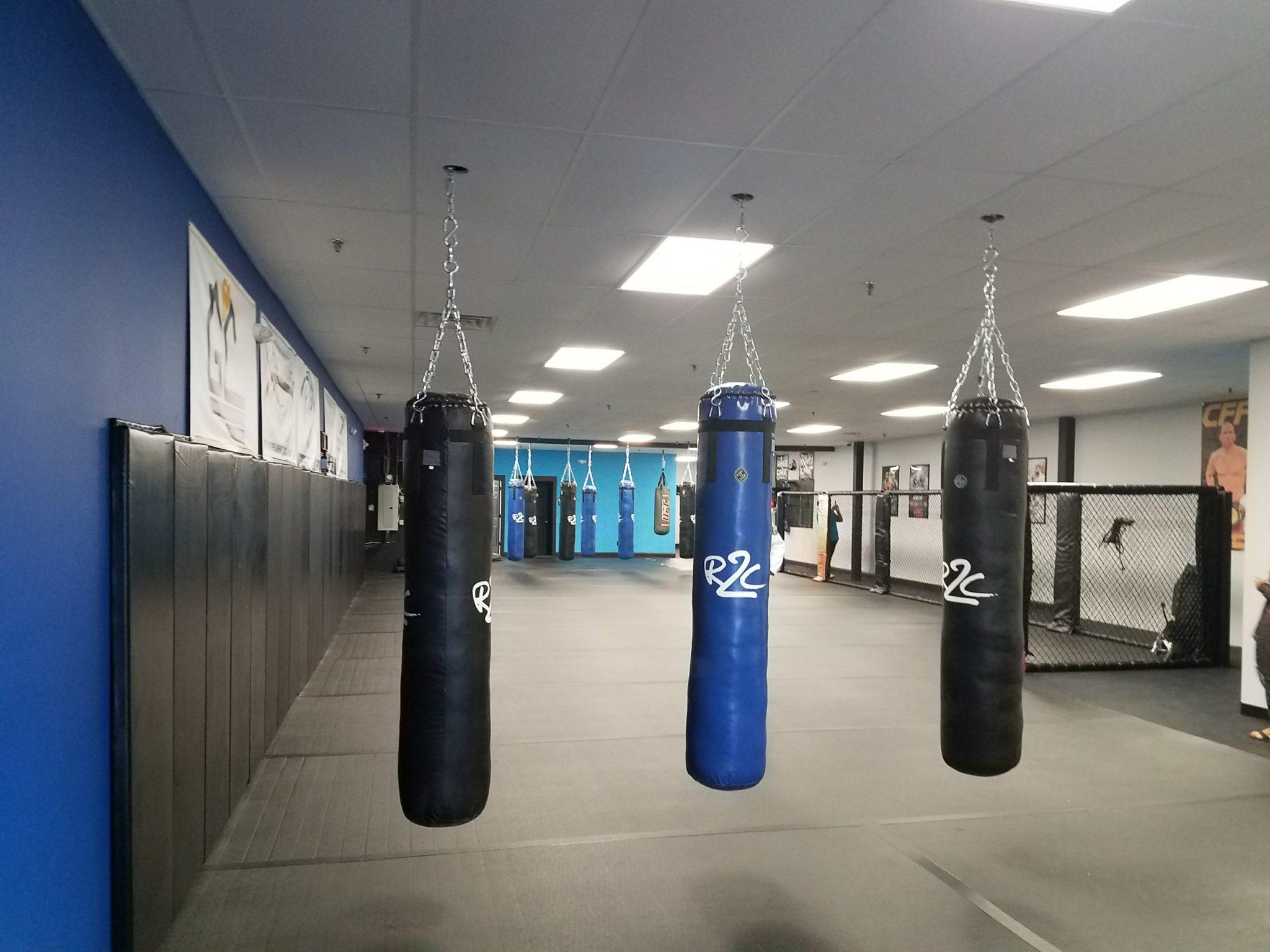 Sullivan Kicboxing Academy, George Sullivan