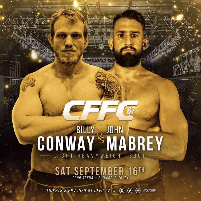 John Mabrey, CFFC 67
