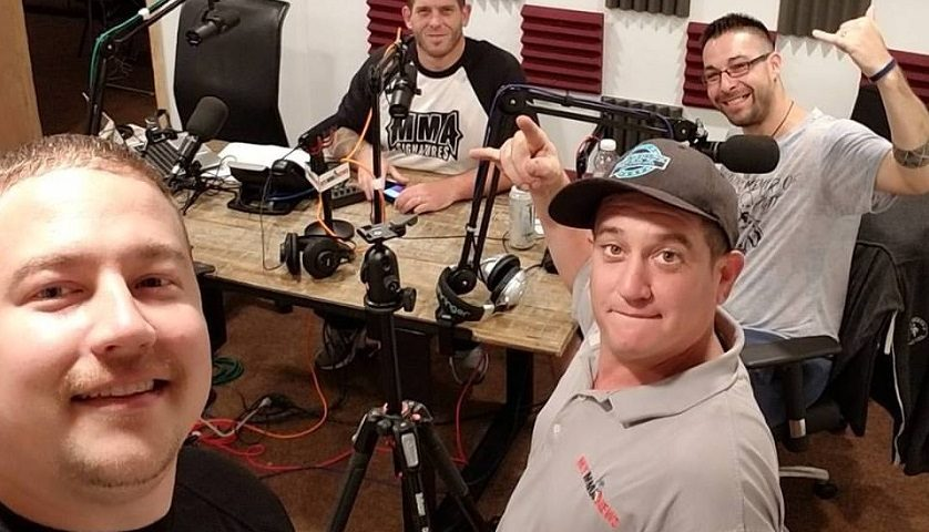 MyMMANews Radio – Episode 1 – Maverick MMA promoter Willy Sisca joins the show