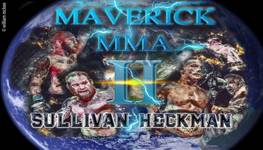 Maverick MMA 3 Results - Scott Heckman vs. Rob Sullivan 2