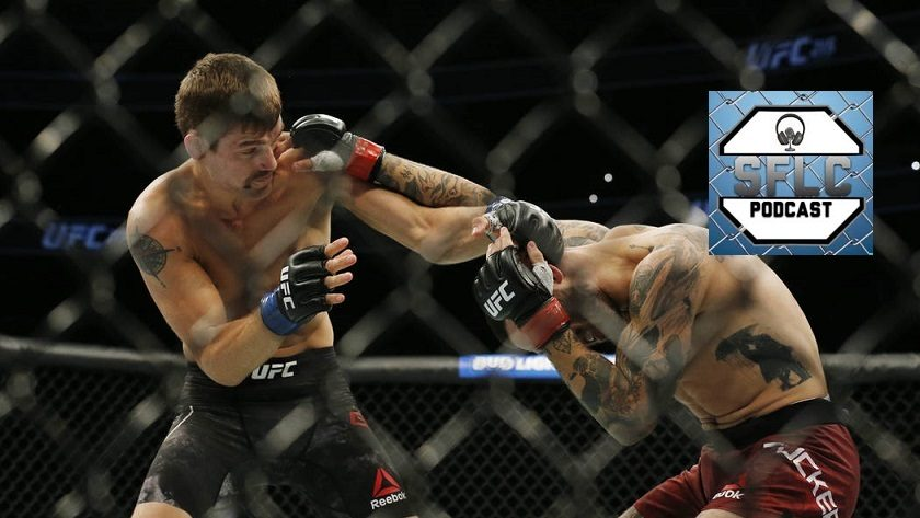 Rick Glenn talks UFC 215 win over Gavin Tucker – SFLC Podcast