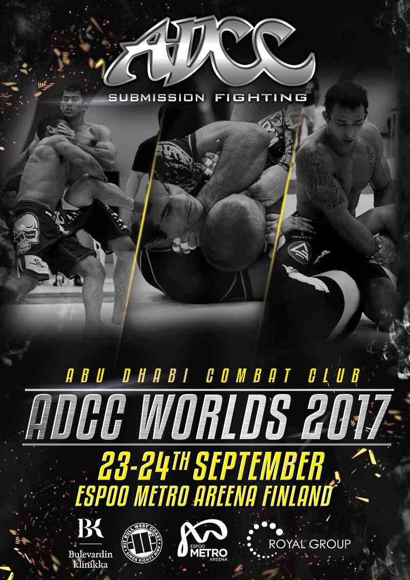 ADCC World Championship Day 1 News and Results