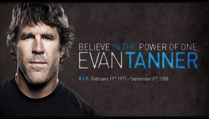 Evan Tanner, former UFC middleweight champion passes away nine years ago today