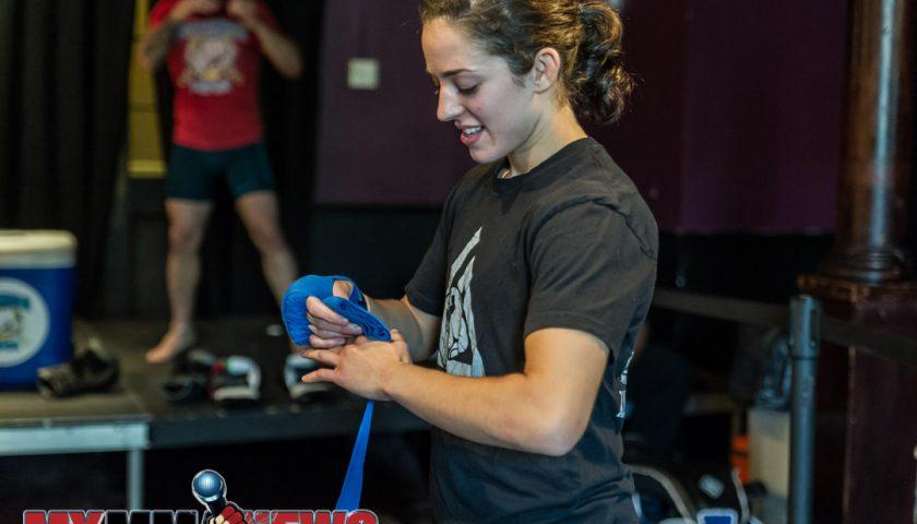 Lindsey VanZandt predicting knockout win at Maverick MMA 3