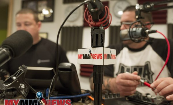 MyMMANews Radio - Episode 1