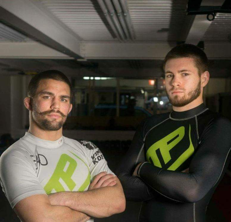 Garry Tonon and Gordon Ryan.