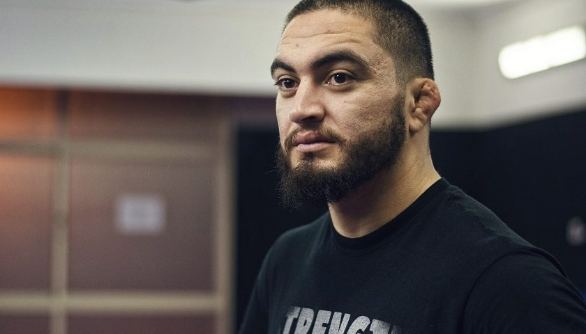 U.S. Navy Veteran, Alex Trinidad signs with Brave Combat Federation