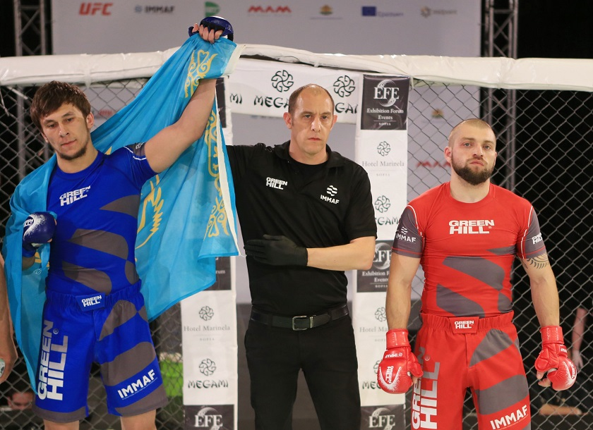 IMMAF confirms officials from 11 different countries for 2017 Brave International Combat Week