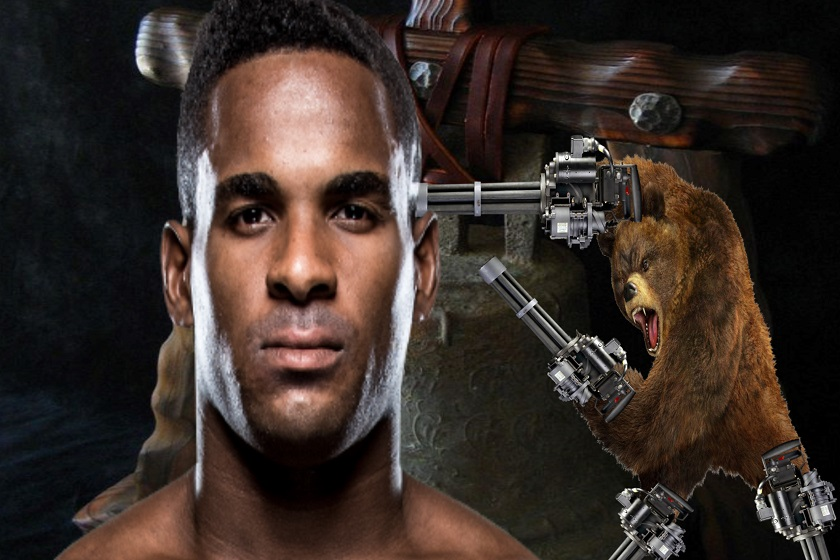 Lorenz Larkin talks horrible haircut in Vegas, and why he went with Bellator