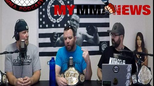 Split Decision MMA Podcast – DJ vs Borg back on, Gil's leg doing well, more