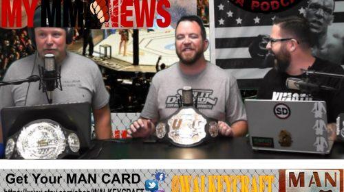 Split Decision MMA Podcast – Matt Brown announces retirement, 1 more fight for Rousey?