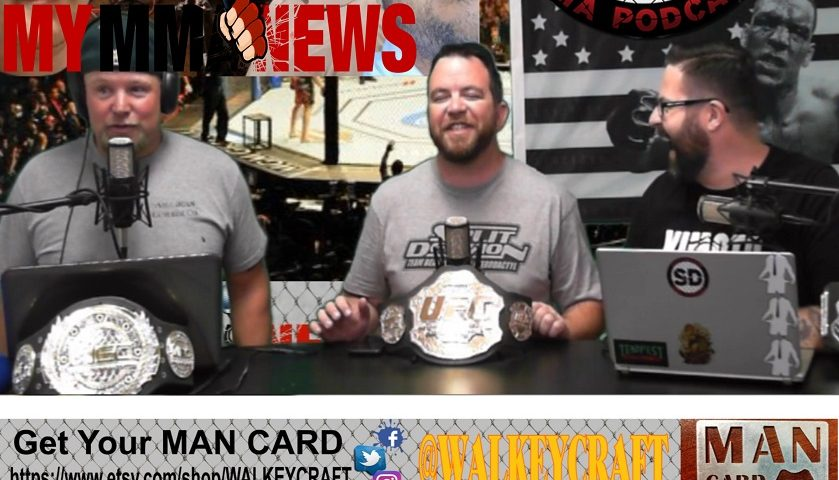 Split Decision MMA Podcast – Matt Brown announces retirement, 1 more fight for Rousey?