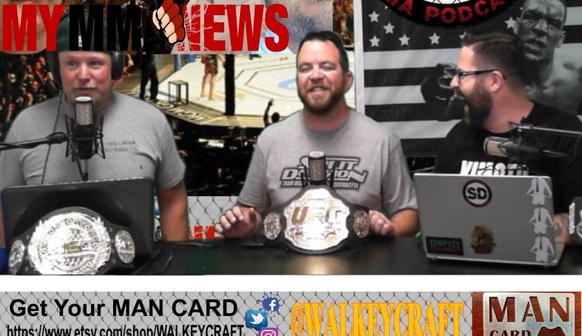 Split Decision MMA Podcast - Matt Brown announces retirement, 1 more fight for Rousey?