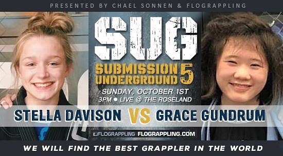Grace Gundrum, Submission Underground 5