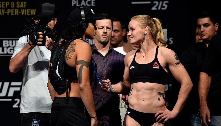 UFC 215 Results –  Amanda Nunes vs. Valentina Shevchenko 2