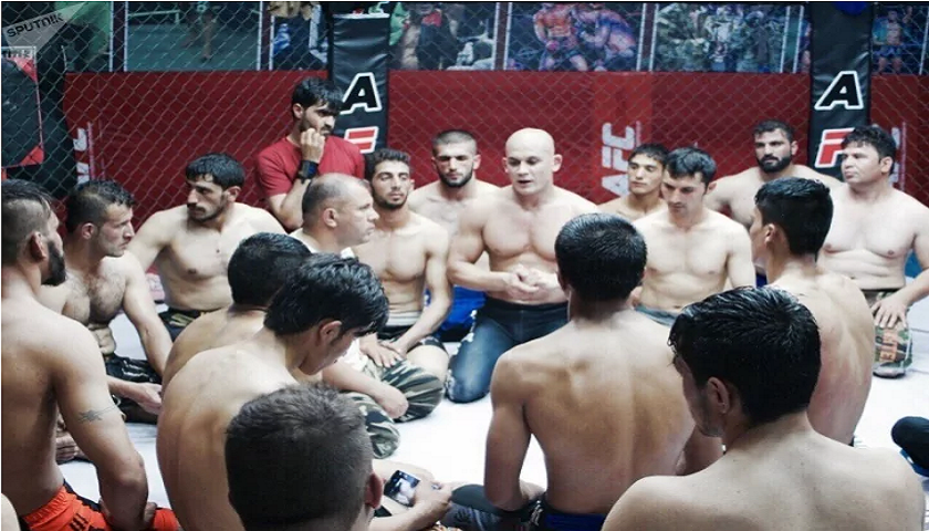 Afghanistan gets first mixed martial arts club, more than 500 members already