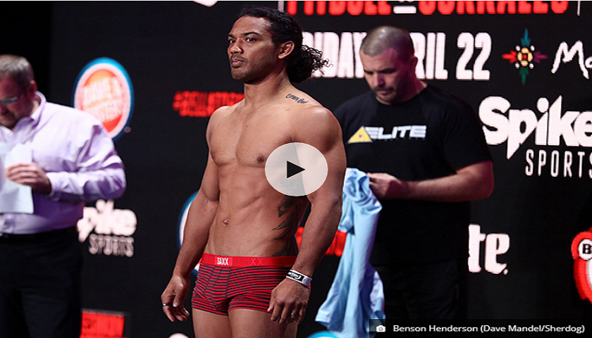 WATCH: Bellator 183 Weigh-ins - 8 p.m. EST / 5 p.m. PST