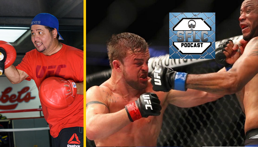 SFLC Podcast - Episode 273: Cody Stamann and Angelo Reyes