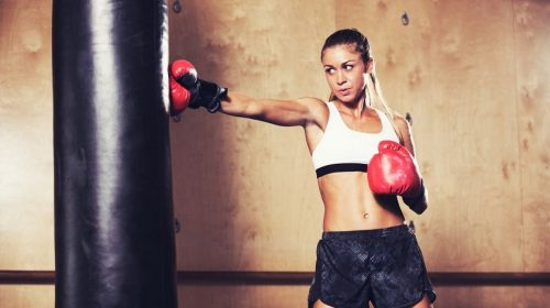 Looking for a way to lose weight? Try boxing!