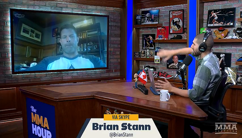 Brian Stann details why he left UFC commentating job
