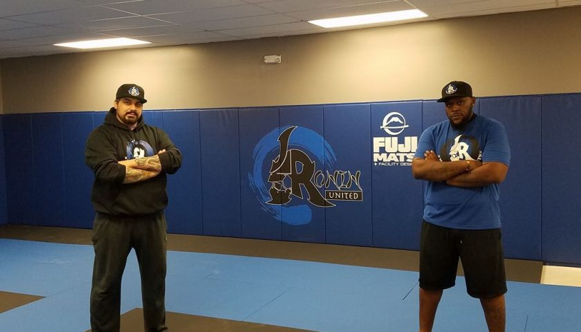 Ronin United MMA Gym Soft-Opening Sept. 23rd
