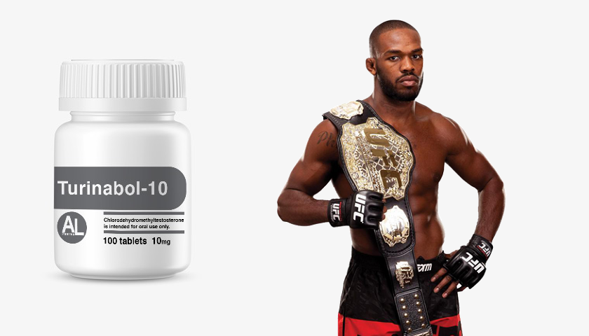 Jon Jones' B sample test comes back positive for turinabol metabolites