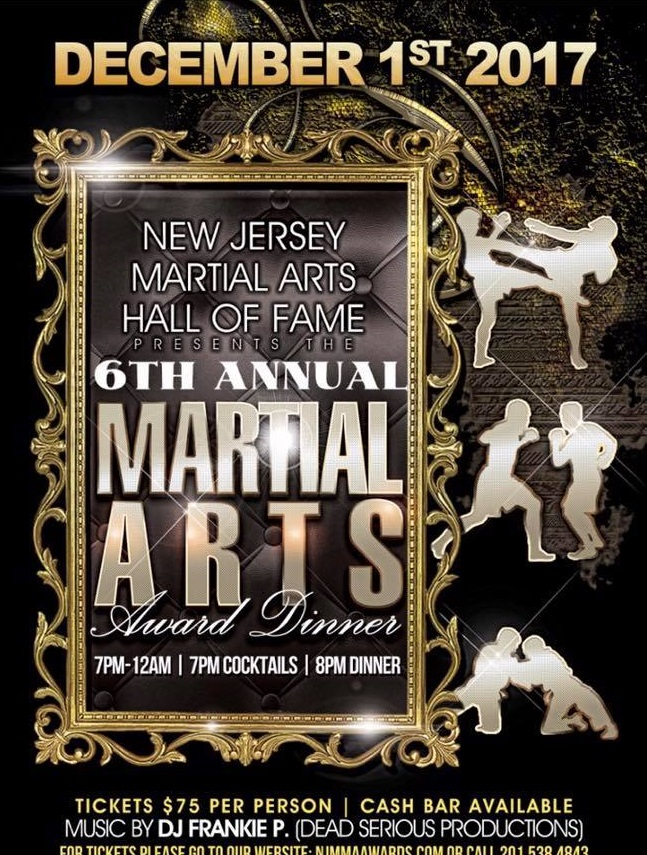 NJ Martial Arts Hall of Fame