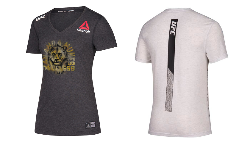 Reebok and UFC unveil new UFC Fight Night collection