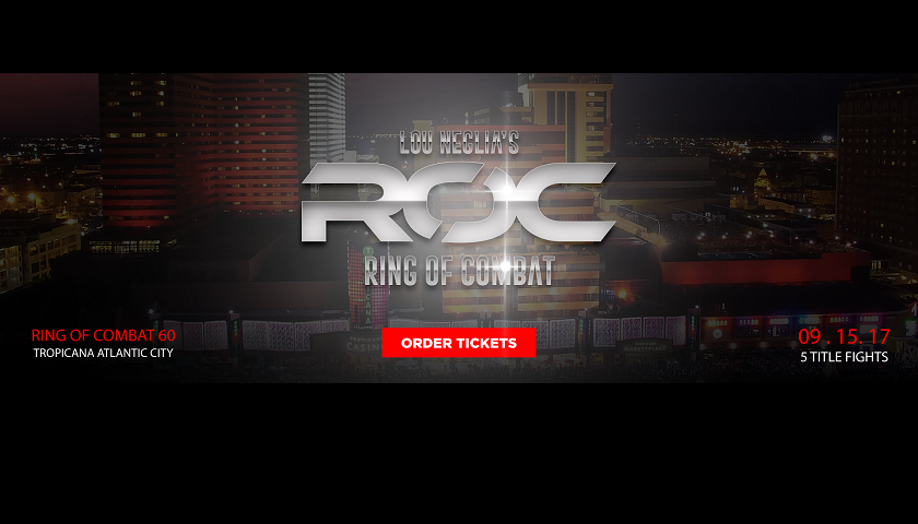 Ring of Combat – ROC 60 Results – 5 titles will be decided