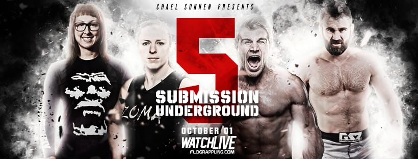 SUBMISSION UNDERGROUND 5 RESULTS – SUG 5 LIVE RESULTS