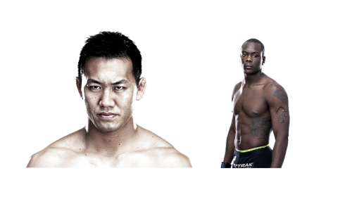UFC Fight Night 117 - Ovince Saint Preux vs. Yushin Okami