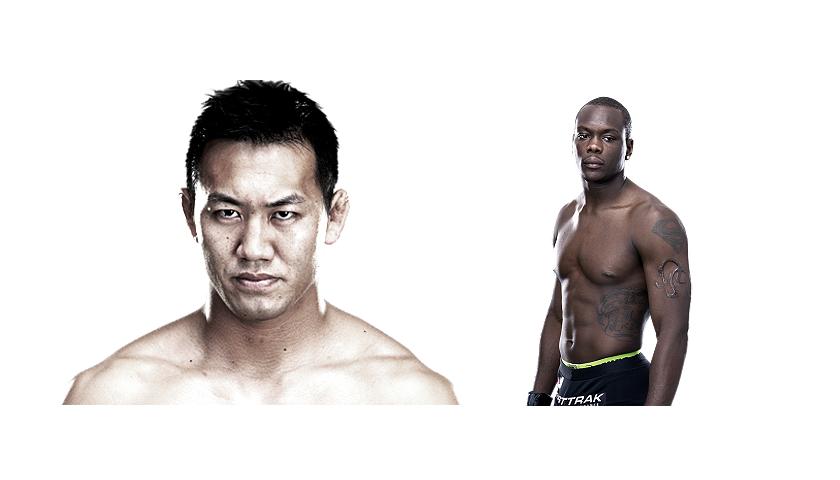 UFC Fight Night 117 - Ovince Saint Preux vs. Yushin Okami