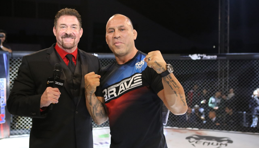 IBJJF World Championships winner, Marine, actor, boxer –  Carlos Kremer to host Brave 9