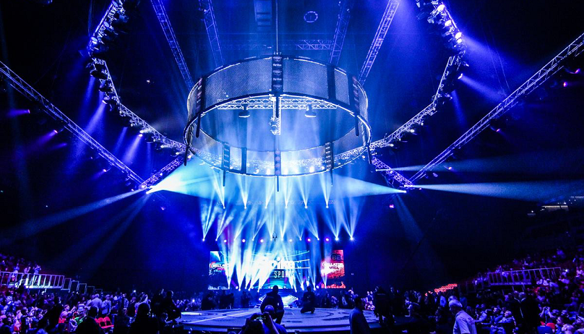 Bellator Brings Flying Cage to San Jose For Bellator 183 & Bellator Kickboxing 7 This Saturday