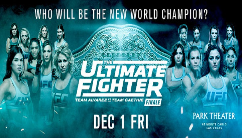 UFC Crowns Its First Women's Flyweight Champion On December 1st