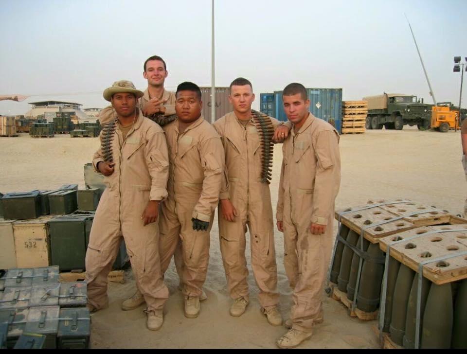 Manny Martinez, U.S. Army