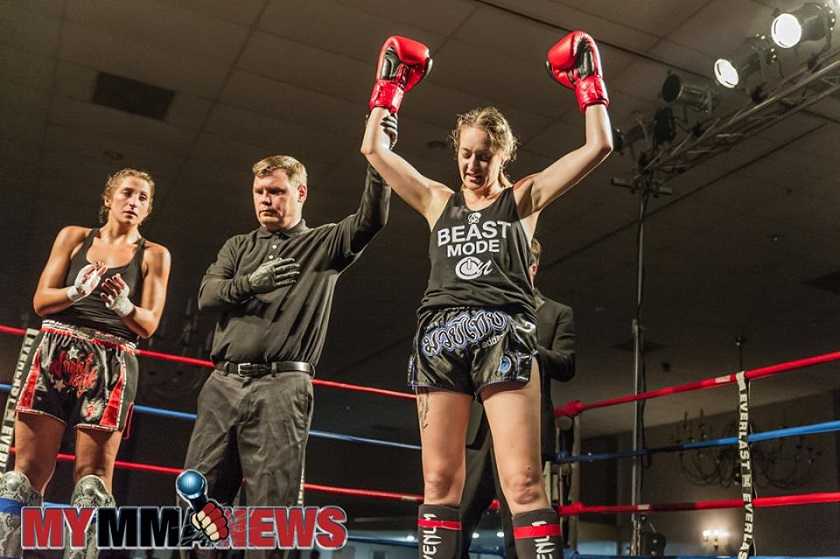 Juli Keller can't wait to get back into ring at USKA Night of Champions, Oct. 21