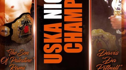 USKA Fight Night - Night of Champions