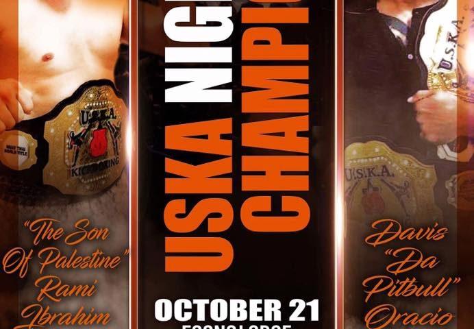 USKA Fight Night – Night of Champions