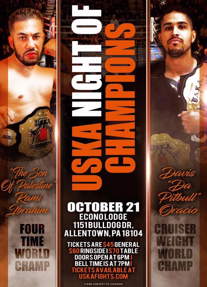USKA Fight Night - Night of Champions