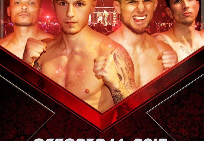 Art of War Cage Fighting 3 – Zak Kelly vs. Ryan DiBartolomeo