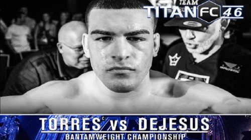 "More fights announced for Titan FC 46 headlined by Jose ""Shorty"" Torres"