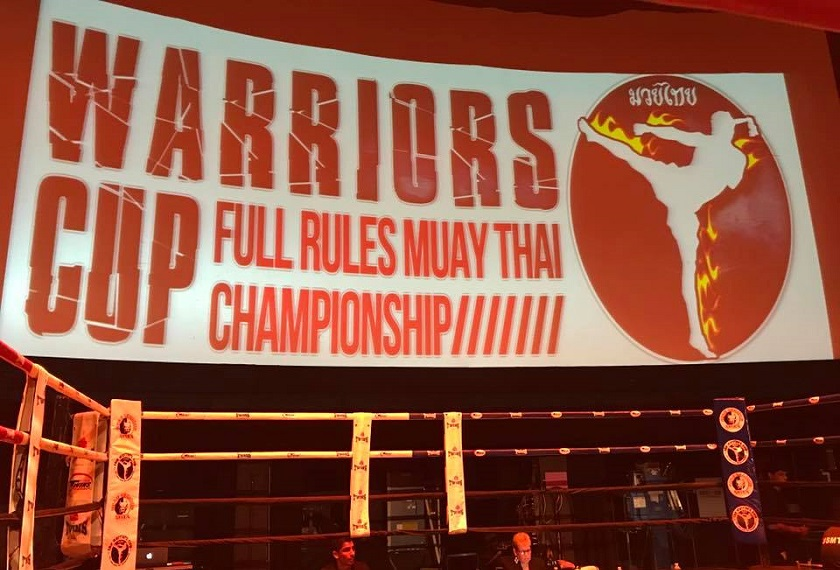 Warriors Cup XXXIII