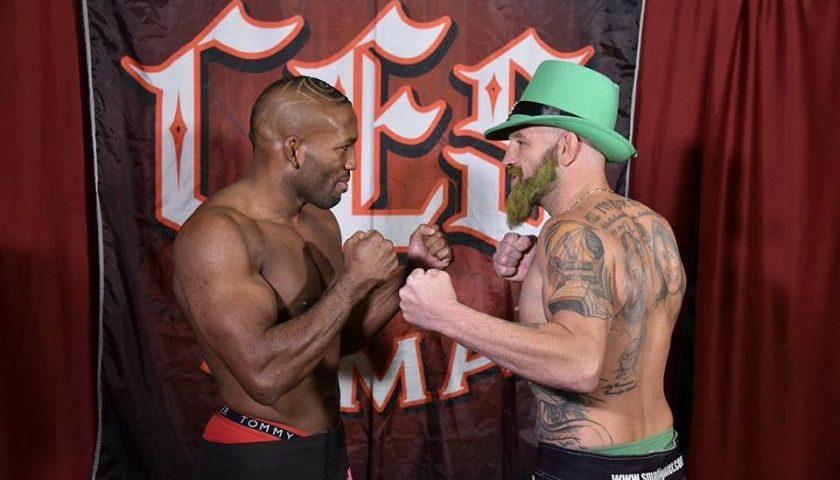 CES MMA 46 Results – Howards vs Carroll