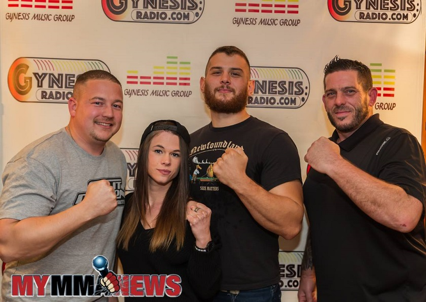 MyMMANews Radio - Eric Roncoroni, Dakota Mergott, and Brett Martinez