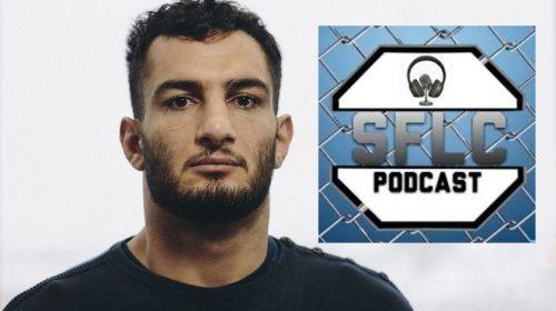 Gegard Mousasi talks Bellator 185 fight with Alexander Shlemenko