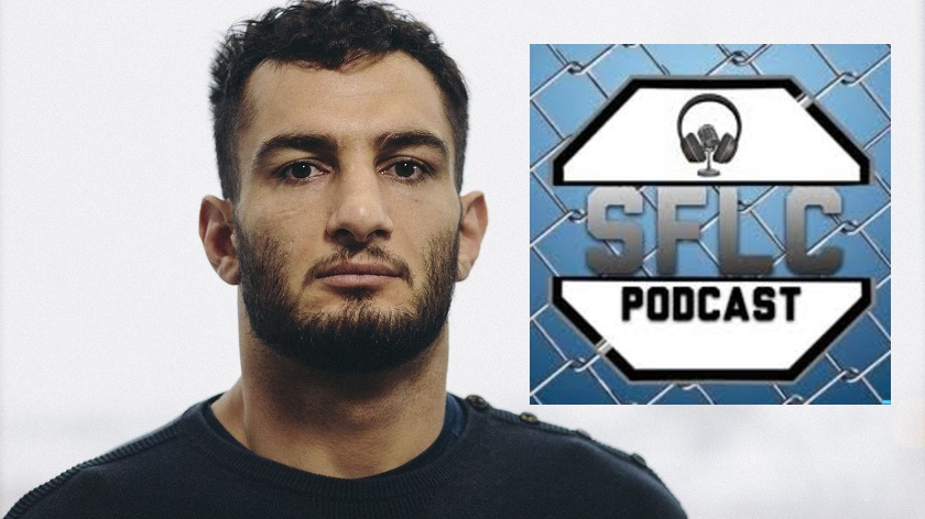 Gegard Mousasi talks Bellator 185 fight with Alexander Shlemenko