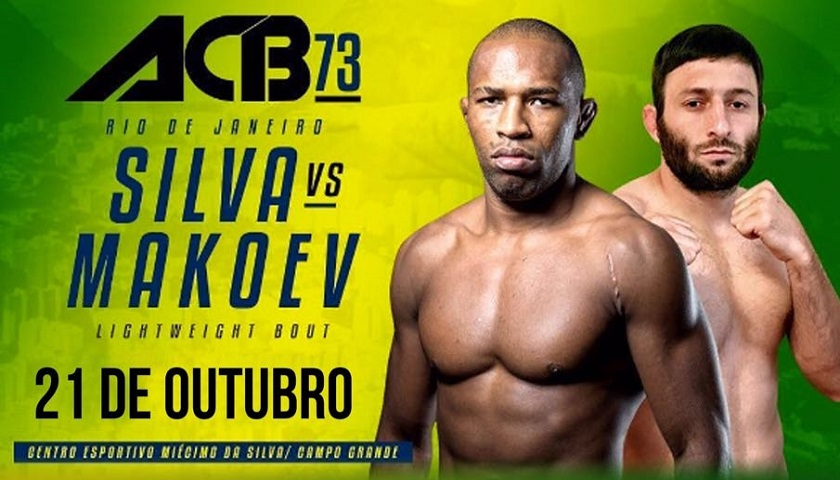 ACB 73 Live Stream –  Leandro Silva vs Islam Makoev