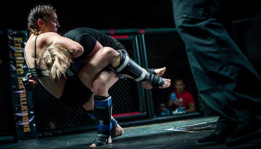 Post-Fight Interview: Alexandra Ballou Wins Debut